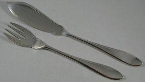 viscouvert zilver puntfilet