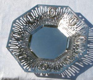 zilver schaal
