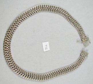 sterling zilveren collier